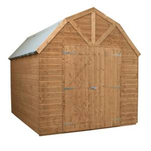 Mercia (Installation Included) 10x8ft Dutch Barn Shed