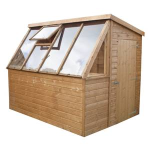 Mercia (Installation Included) 8x6ft Potting Shed