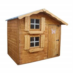 Mercia (Installation Included) 7x5ft Double Storey Playhouse