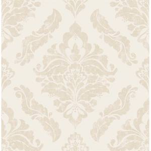 Boutique Damaris Cream Wallpaper
