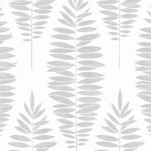 Boutique Lucia White & Silver Wallpaper
