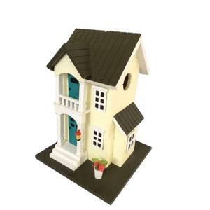 Main Street Cottage Bird House