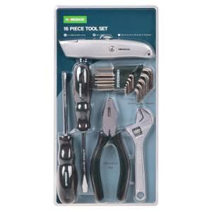 16pc Tool Set