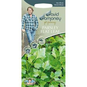 David Domoney Parsley Flat Seeds