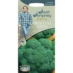 David Domoney Broccoli Green Seeds