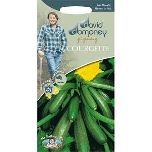 David Domoney Courgette Seeds