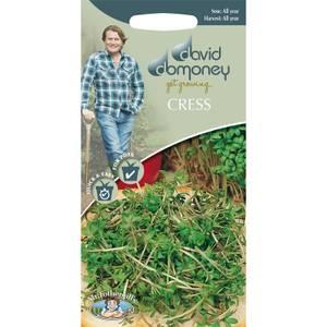David Domoney Cress Seeds