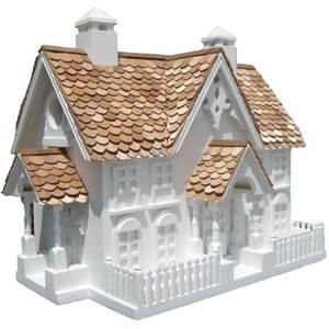 Wrension Bird House