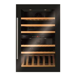 CDA FWV902BL 90cm Tall Multi Temperature Integrated Wine Cooler