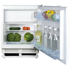 CDA MFU251 Integrated Undercounter Fridge with Ice Box - 60cm