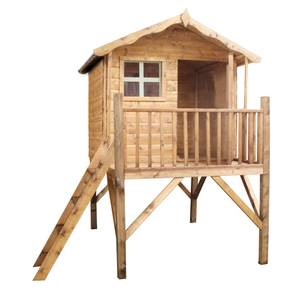 Mercia (Installation Included) Tulip Playhouse with Tower