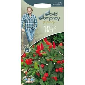 David Domoney Pepper Hot Mix Seeds