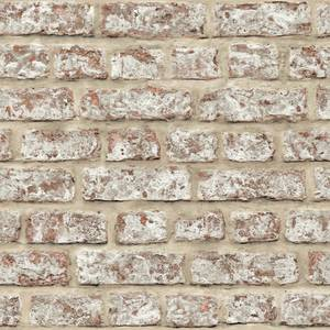 Arthouse Rustic Brick Smooth Natural Wallpaper