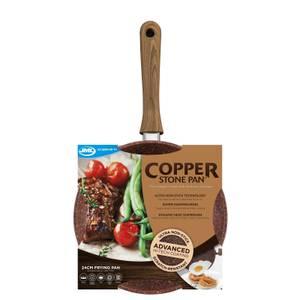 JML Copper Stone Pan - 24cm