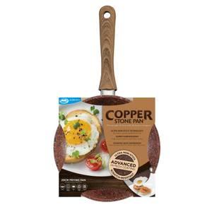 JML Copper Stone Pan - 20cm