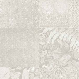 Belgravia Decor Coca Cola Embossed Metallic Ivory Wallpaper