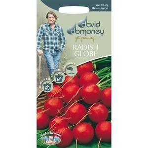 David Domoney Radish Globe Seeds