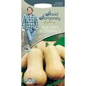 David Domoney Squash Butternut Seeds
