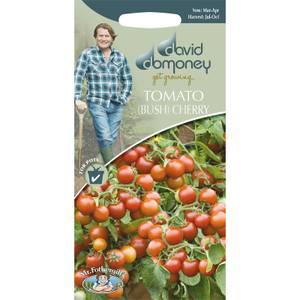 David Domoney Tomato (Bush) Cherry Seeds