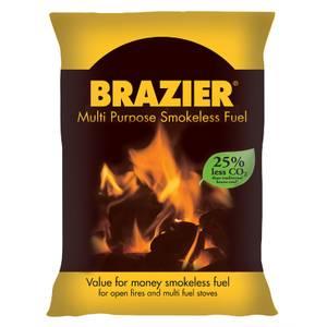 Brazier Smokeless Fuel Coal 10kg