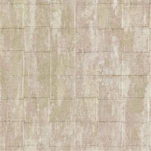 Belgravia Decor Coca Cola Tile Embossed Metallic Mint Wallpaper