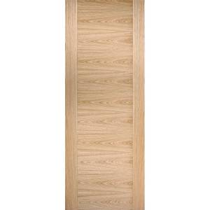 Sofia Internal Prefinished Oak Fire Door - 838 x 1981mm