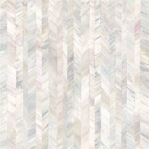 Arthouse Mother of Pearl Geometric Textured Pastel Wallpaper