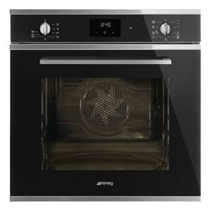 Smeg SF6400TVN 60cm Single Electric Oven - Black