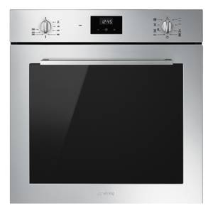 Smeg SF6400TVX 60cm Single Electric Oven - Stainless Steel