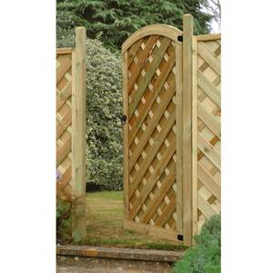 Europa Dome Gate - 6ft