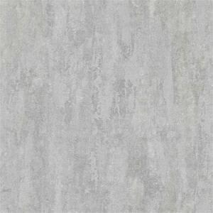 Belgravia Decor Coca Cola Plain Embossed Metallic Pale Silver Wallpaper