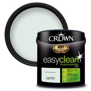 Crown Easyclean 200 Botanical Extract Matt Paint - 2.5L