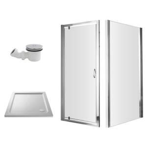 Balterley 700mm Pivot Shower Enclosure Package