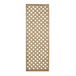 60cm Rosemore Lattice Trellis 4 pack