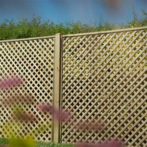 180cm Rosemore Lattice Trellis 3 pack