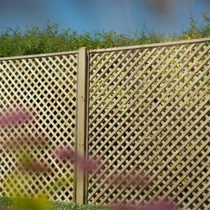 180cm Rosemore Lattice Trellis 5 pack