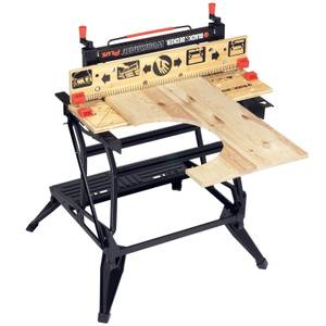 Black+Decker Workmate - 825 Deluxe Workbench
