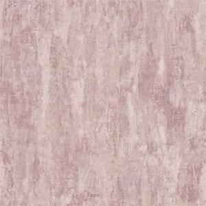 Belgravia Decor Coca Cola Plain Embossed Metallic Lilac Wallpaper