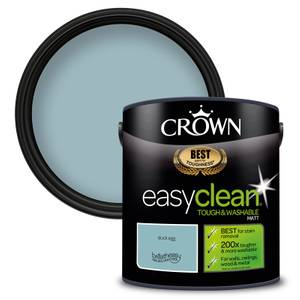 Crown Easyclean 200 Duck Egg Matt Paint - 2.5L