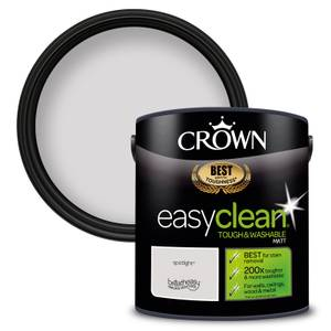 Crown Easyclean 200 Spotlight Matt Paint - 2.5L