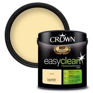 Crown Easyclean 200 Sunrise Matt Paint - 2.5L