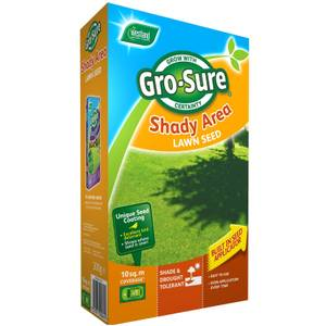 Gro-Sure Shady Lawn Seed - 10m2