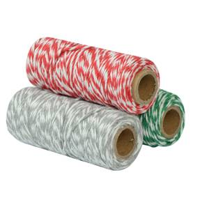 50m Cotton Twine - 3 Pack