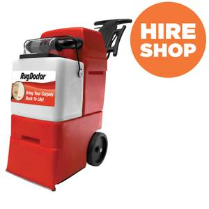 Rug Doctor Carpet Cleaner - 48 Hour Hire