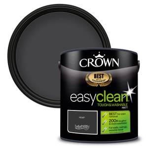 Crown Easyclean 200 Rebel Matt Paint - 2.5L