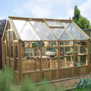 Forest (Installation Included) 10x8ft Vale Greenhouse
