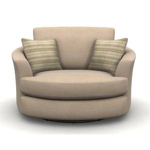 Amethyst Twister Chair - Sand