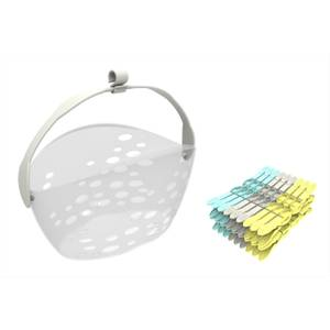 DryNatural Basket and 36 Plastic Pegs