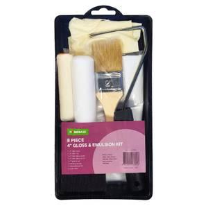 Homebase Gloss & Emulsion Kit 4
