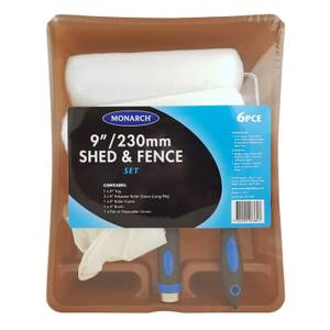 Monarch Shed & Fence Kit 9